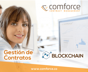 comforce Gestion de Contratos blockchain