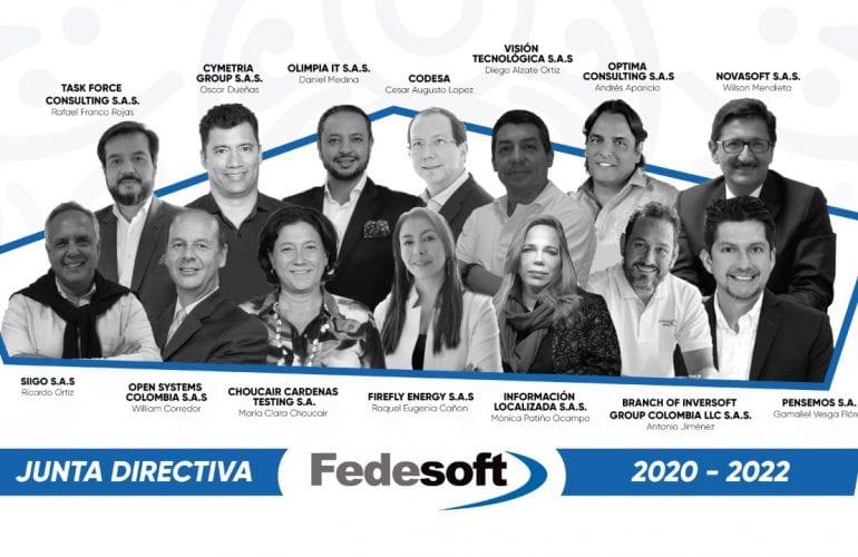 Rafael Franco Rojas - Junta Directiva Fedesoft